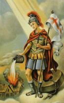 Svatý Florián - patron